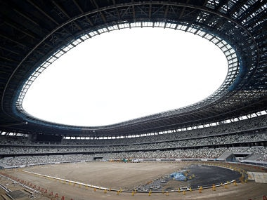 Tokyo Olympics 2020: Organisers say Olympic Stadium 90 percent ready, set to be opened for public in December