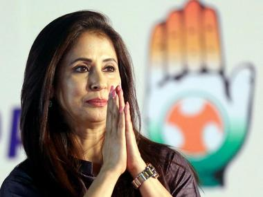 Month after quitting Congress, Urmila Matondkar denies reports of entering Shiv Sena, says not joining any political party