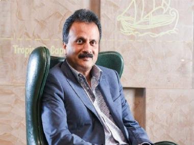 CCD founder VG Siddhartha dead