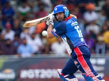 GT20 Canada 2019: Yuvraj Singh scores quickfire 21-ball 35 to help Toronto Nationals to victory against Edmonton Royals