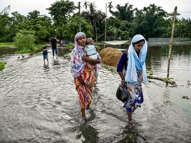 Ten killed, 8.5 lakh affected in Assam floods; heavy monsoon triggers landslides in Mizoram, Arunachal Pradesh