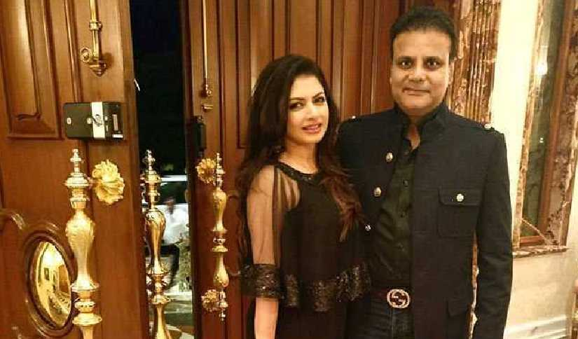 Bhagyashrees husband Himalaya Dasani arrested, later released on bail for involvement in gambling racket