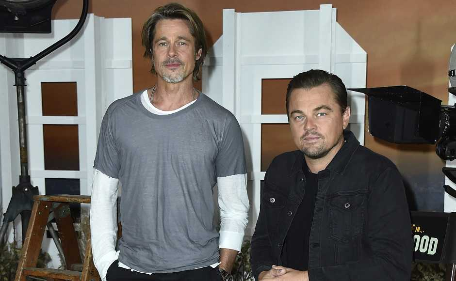 Leo DiCaprio, Brad Pitt, Margot Robbie, Britney Spears attend Once Upon a Time in Hollywood's LA premiere