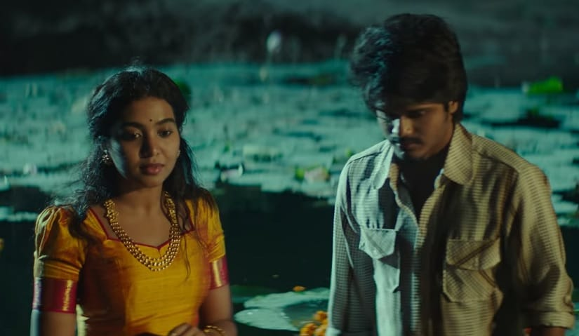 Dorasaani actors Shivathmika Rajasekhar, Anand Deverakonda on making debut with KVR Mahendras film
