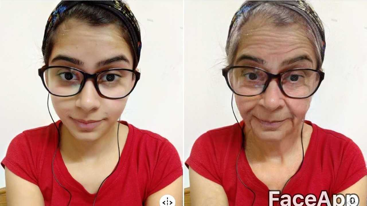 How to age your face using the 'Old' filter on FaceApp- Technology
