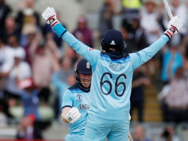 ICC Cricket World Cup 2019: England thump Australia by 8 wickets to reach first final in 27 years