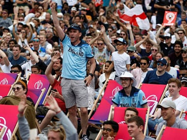 Cricket World Cup 2019 most-watched ICC event ever; registers a 38 percent increase over 2015 edition