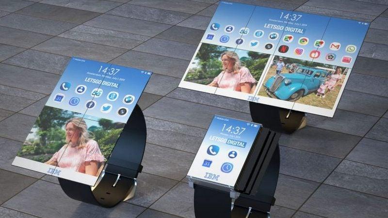 آئی بی ایم نے مبینہ طور پر ایک اسمارٹ ویش پیٹنٹ کیا ہے جو اسمارٹ فون اور ٹیبلٹ میں تبدیل ہوسکتا ہے