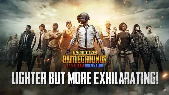 PUBG Mobile Lite becomes the top free game in India on