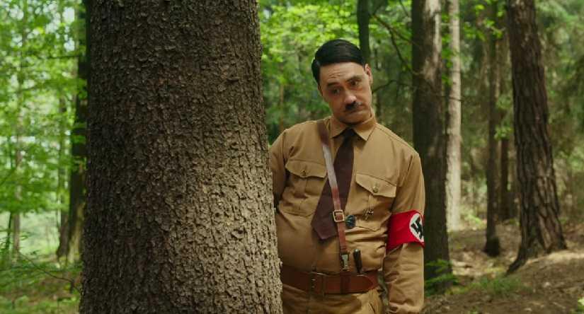 Jojo Rabbit teaser: Taika Waititi plays an imaginary Adolf Hitler in WWII satire set to premiere at TIFF 2019