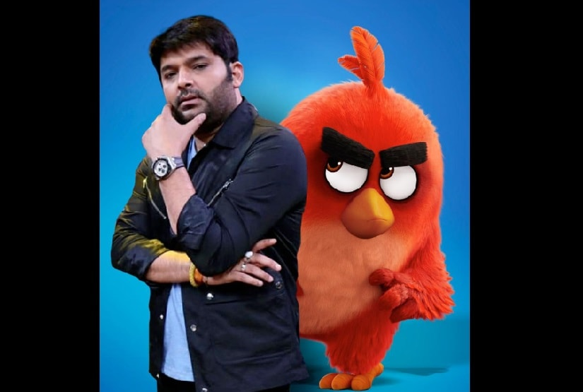 Angry Birds Movie 2: Comedian Kapil Sharma to voice Red in Hindi version of upcoming animated film