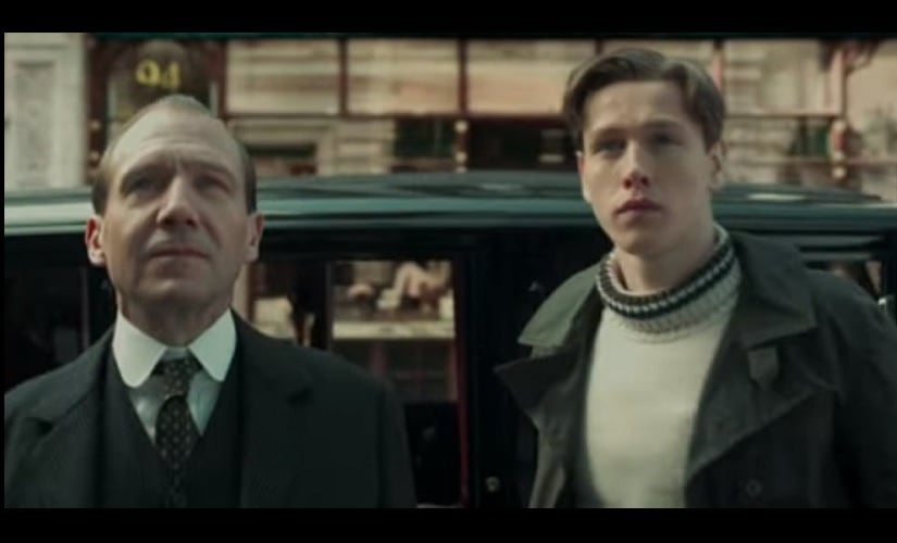 The Kings Man: Trailer and poster of prequel hint at origins of The Kingsman, made popular by Matthew Vaughn