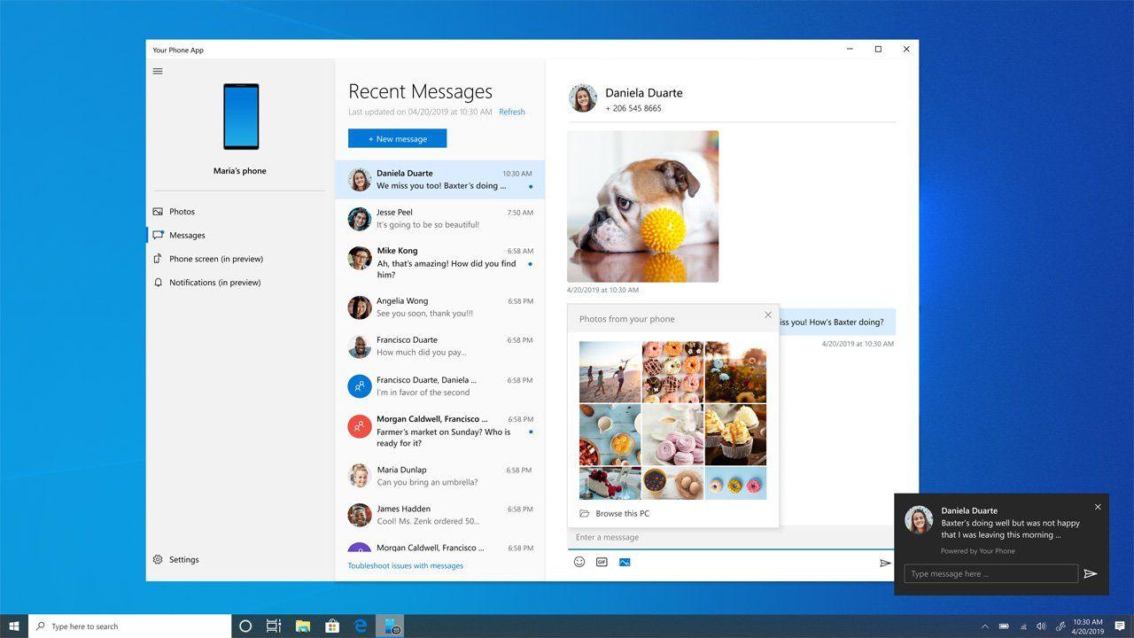 Microsoft brings improvements to Windows 10 Notifications