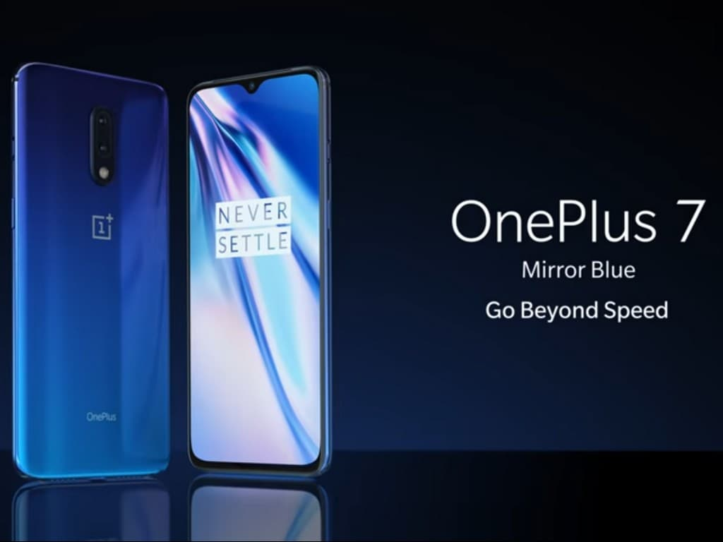OnePlus 7 Mirror Blue variant to go on sale first time during Amazon Prime Day