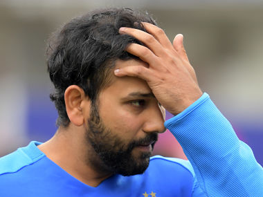 ICC Cricket World Cup 2019: Rohit Sharma's anguish, his prolonged wait for glory and the burden of five centuries going in vain