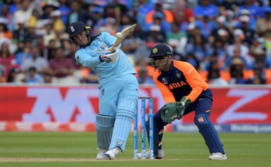 MS Dhoni, Kedar Jadhav fail to provide late charge as India lose against England by 31 runs in ICC Cricket World Cup 2019 encounter