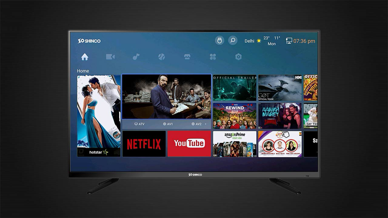 Amazon Prime Day sale 2019: Shinco LED TVs offering discounts for Amazon Prime members