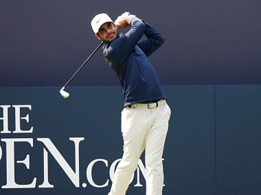 The Open 2019: Shubhankar Sharma, playing his second British Open, to tee of alongside World No 1 Brooks Koepka