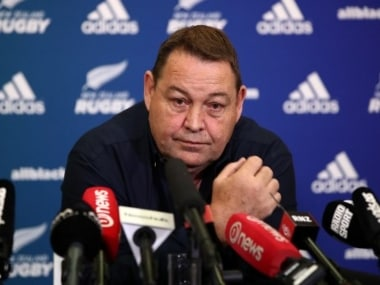 ICC Cricket World Cup 2019: New Zealand Rugby mentor Steve Hansen says England may wilt under pressure against Blackcaps in final