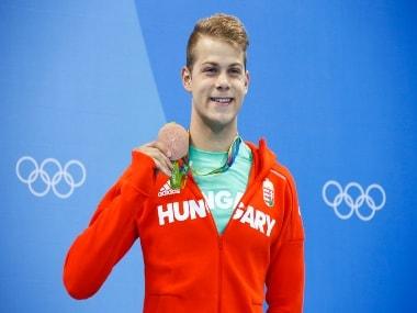 FINA World Championships 2019: Olympic medallist Tamas Kenderesi held back over sexual harassment allegations