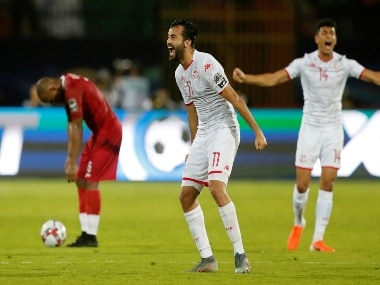 Africa Cup of Nations 2019: Madagascars dream run in first tournament appearance cut short by belligerent Tunisia in quarter-final