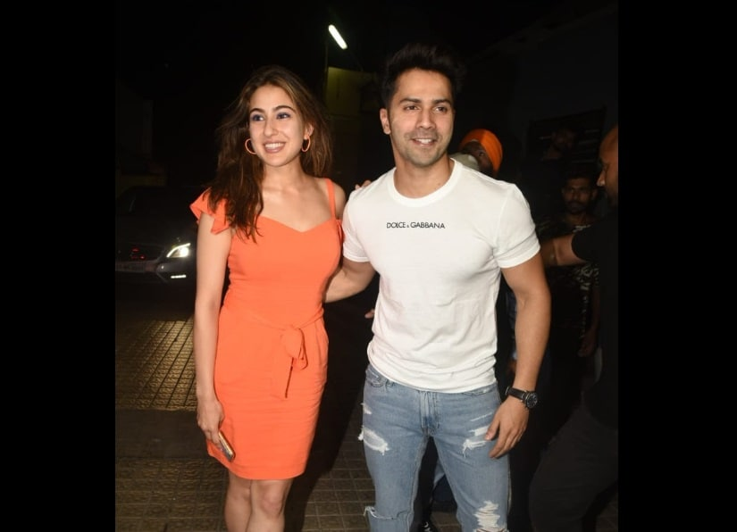 Coolie No 1: Sara Ali Khan, Varun Dhawan to recreate 'Main Toh Raste Se' song for reboot of Govinda's film