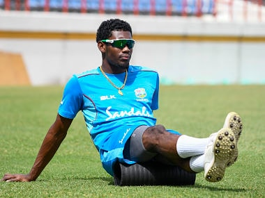 India vs West Indies: Keemo Paul ruled out of first Test due to ankle injury; pacer Miguel Cummins named as replacement
