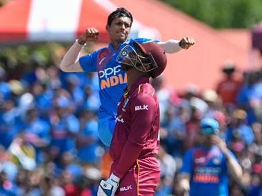 India vs West Indies: Navdeep Saini shines on debut as Virat Kohli and Co beat Windies by four wickets in first T20I