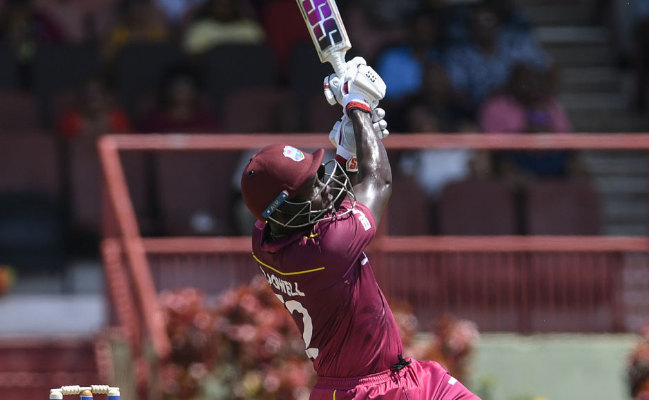 Rovman Powell also continued his good show with the bat as some late-hitting from the batsman resulted in West Indies posting a decent total of 146/6 in 20 overs. AFP