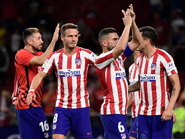 LaLiga: Kieran Trippier and Alvaro Morata combine to give Atletico Madrid winning start against Getafe