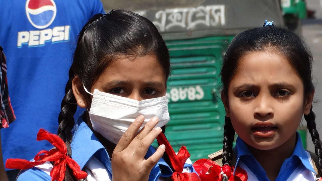 Around 4.2 million people die due to air pollution. Image credit: Flickr/Adam Jones