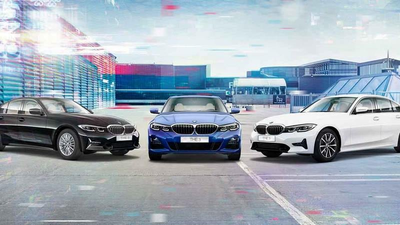 2019 BMW 3 series luxury sedan announced in India starting at a price of Rs 41.40 lakh- Technology News, Firstpost