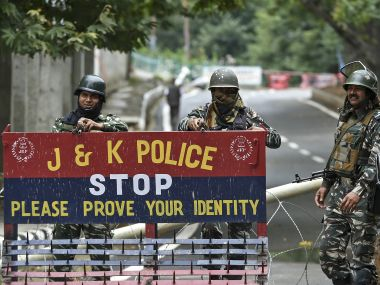 CRPF jawans in Kashmir say 'precaution is better than cure'; officers claim round-the-clock deployment helped 'localise' stone-pelting incidents