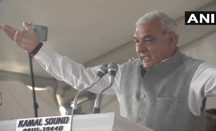 Bhupinder Singh Hooda's half-revolt against Congress over Article 370 in Kashmir reveals extreme restlessness of cadre