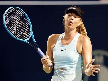 Rogers Cup: Maria Sharapova suffers defeat in first round against Anett Kontaveit; Daria Kasatkina downs Angelique Kerber
