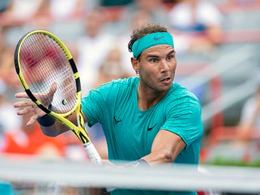 Rogers Cup: Rafael Nadal and Dominic Thiem enter third round of tournament; Stefanos Tsitsipas crashes out