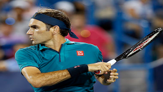 Cincinnati Masters Roger Federer Novak Djokovic Enter Third Round After Straight Sets Wins Venus Williams Topples Kiki Bertens Sports News Firstpost