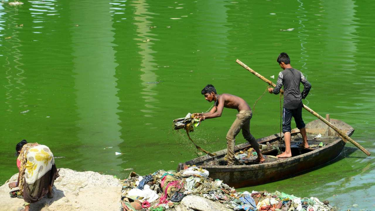 Water pollution is reducing economic growth in some countries by a third: World Bank