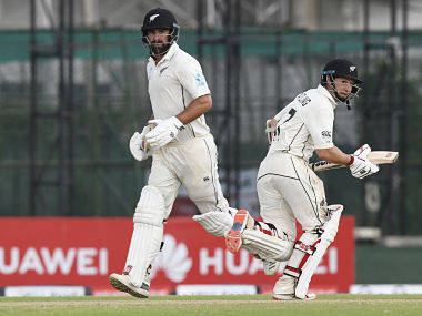Sri Lanka vs New Zealand: BJ Watling, Colin de Grandhomme's contrasting half-centuries put Black Caps in driver's seat on Day 4 of second Test