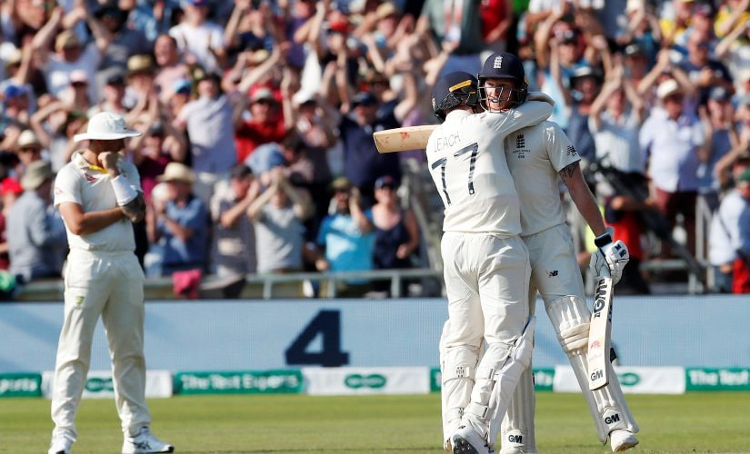 Ashes 2019: Touching the Void — England drag themselves out of deepest abyss to register famous win at Headingley- Firstcricket News, Firstpost