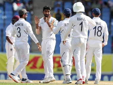 India vs West Indies, 1st Test, Day 2, stats review: Ravindra Jadejas consistency with bat, Jasprit Bumrah quickest Indian pacer to 50 wickets and more