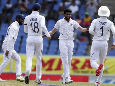 India vs West Indies: Jasprit Bumrahs 2nd innings spell in North Sound best by an Indian in long time, says Bharat Arun