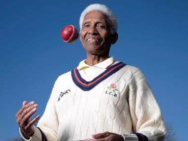 Stumps, finally: After 7000 wickets in over 60 years, West Indies fast bowler Cecil Wright retires at 85