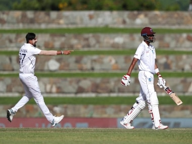 India vs West Indies: We gave our wickets too easily rues Roston Chase after Windies batsmen falter in Antigua Test