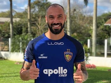 Indian Super League: Brazillian defender Eli Sabia signs contract extension with two-time champions Chennaiyin FC