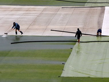 Duleep Trophy: Rain-marred opener between India Blue, India Green ends in draw after three washed-out days