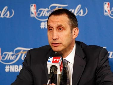 NBA: Former Cleveland Cavaliers coach David Blatt reveals battle with primary progressive multiple sclerosis