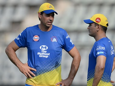 Former Australia all-rounder Shane Watson calls CSK's MS Dhoni, Stephen Fleming as 'world's best captain-coach combination'