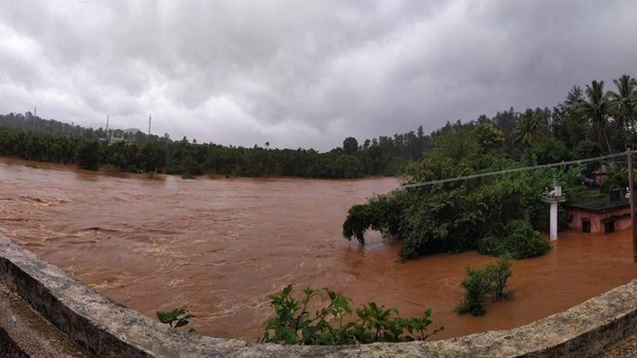 Is climate change the only reason for flooding taking place in the Western Ghats