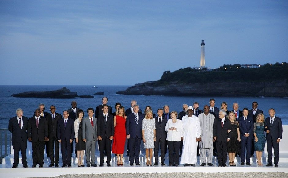 G7 Summit in France's Biaritzz ends: World leaders discussed trade wars, Brexit, climate change at forum